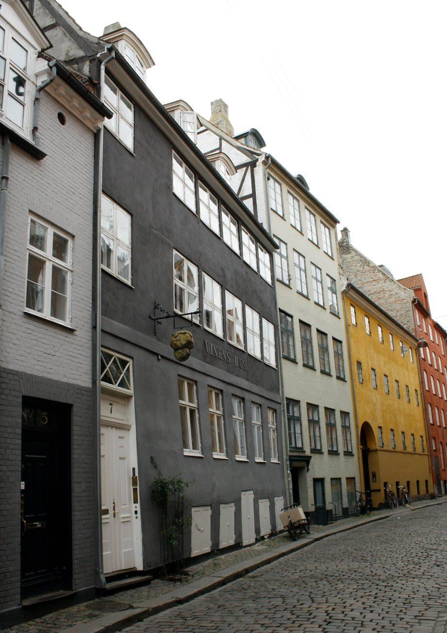 prima tappa a Copenaghen