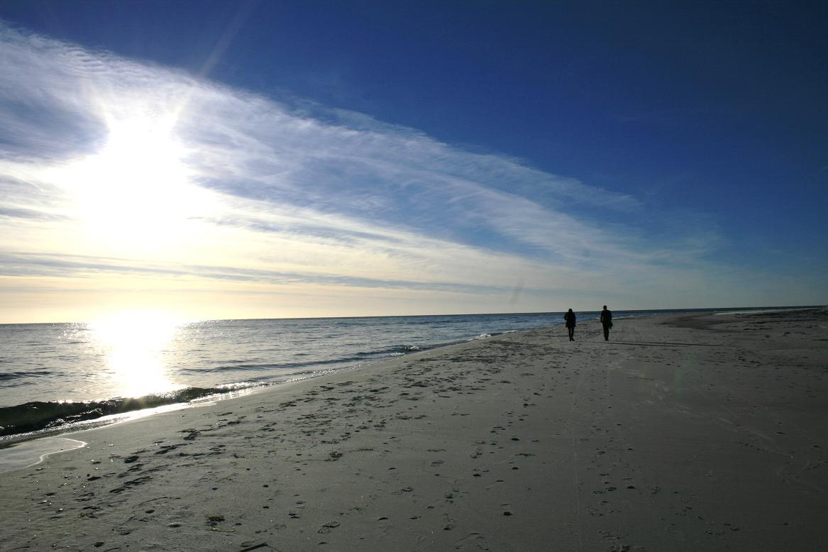 mar baltico d'inverno