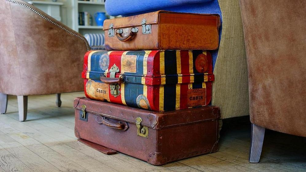 bagaglio a mano leggero