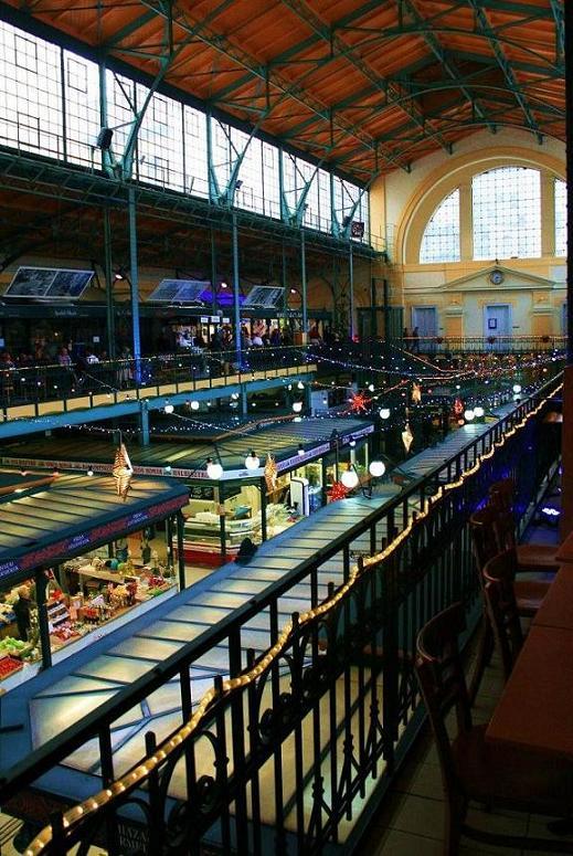 mercati di budapest