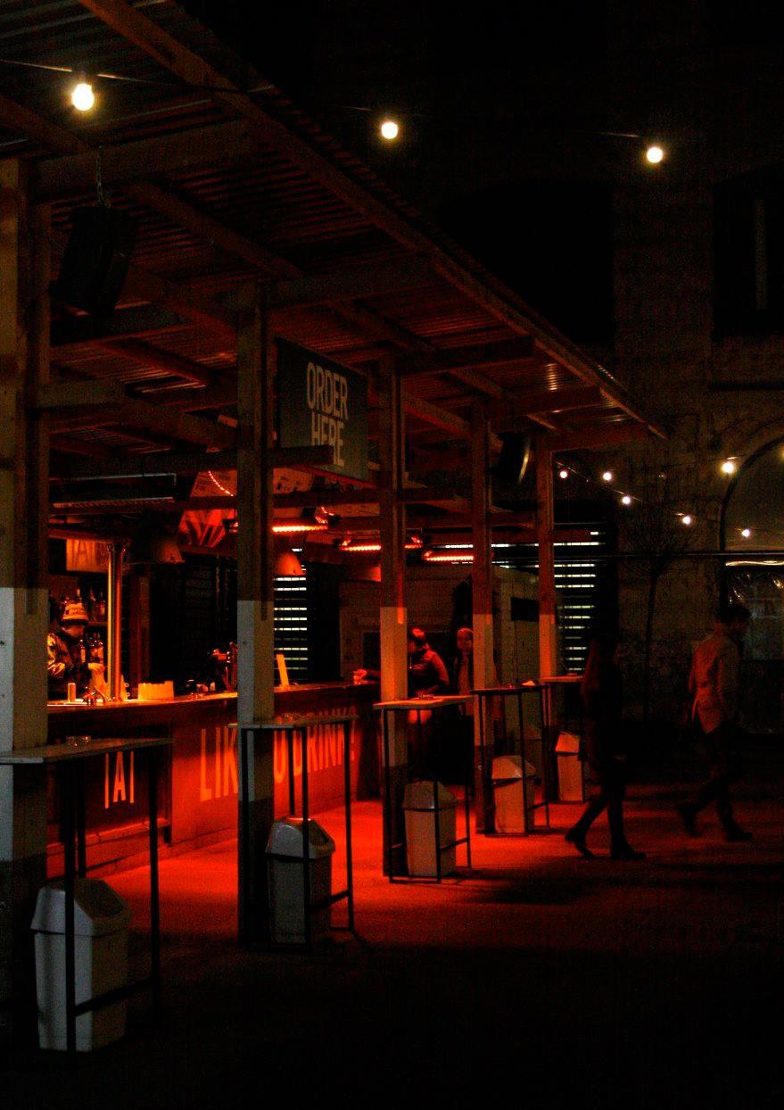 ruin pub a budapest