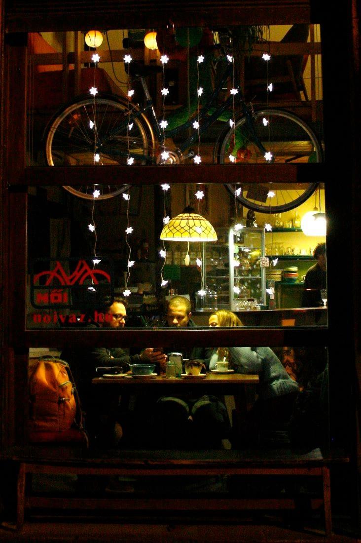caffe a budapest
