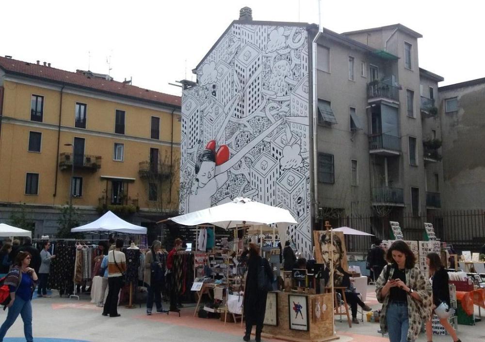 street art a milano tour