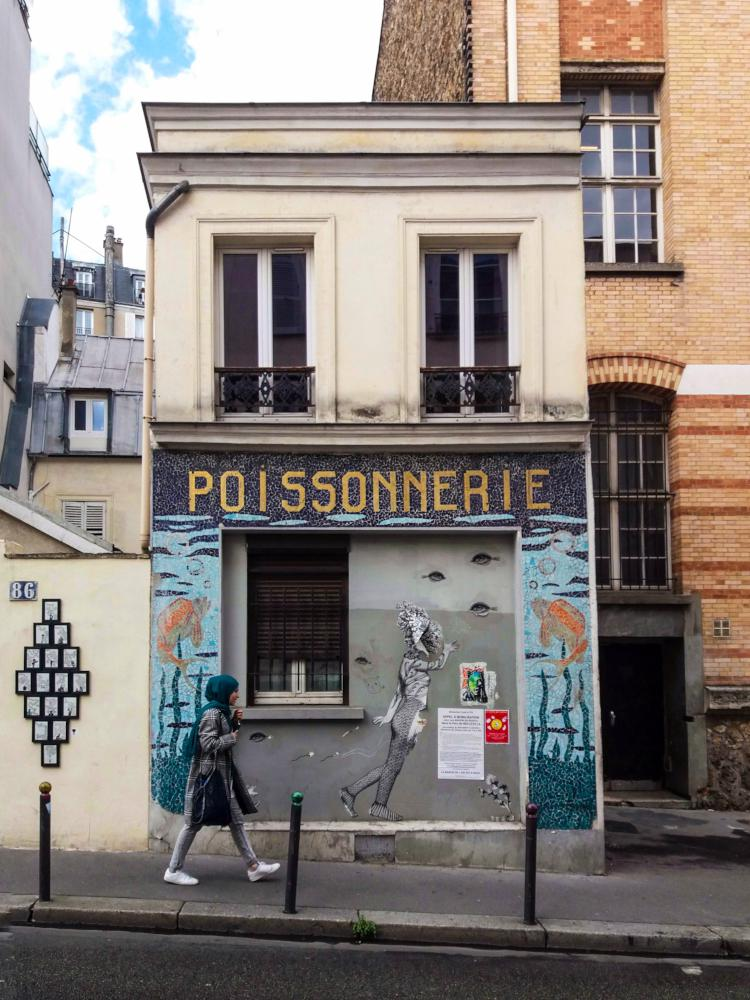 belleville parigi cosa vedere