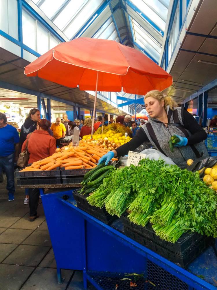 mercato donne
