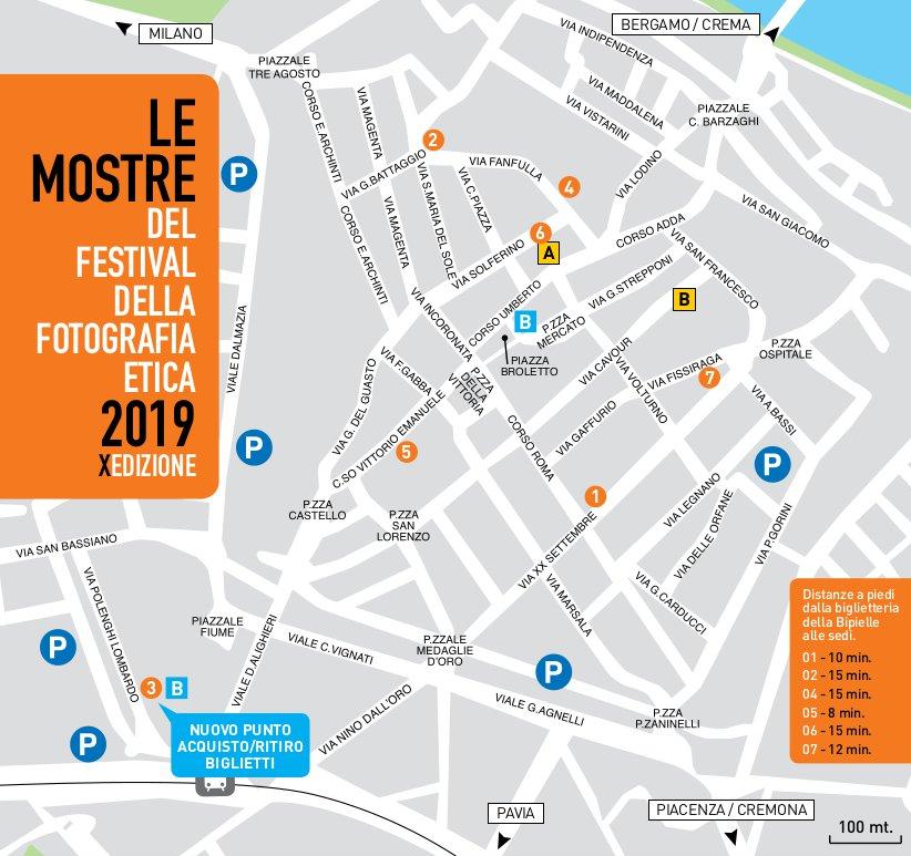 Festival della Fotografia Etica 2019