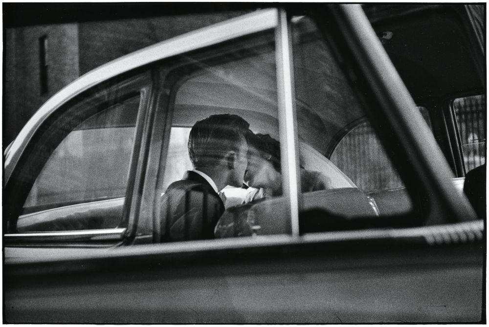 New York City, USA, 1955 © Elliott Erwit